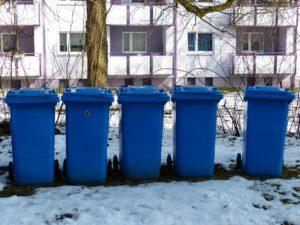 Mietrecht Mülltonnen