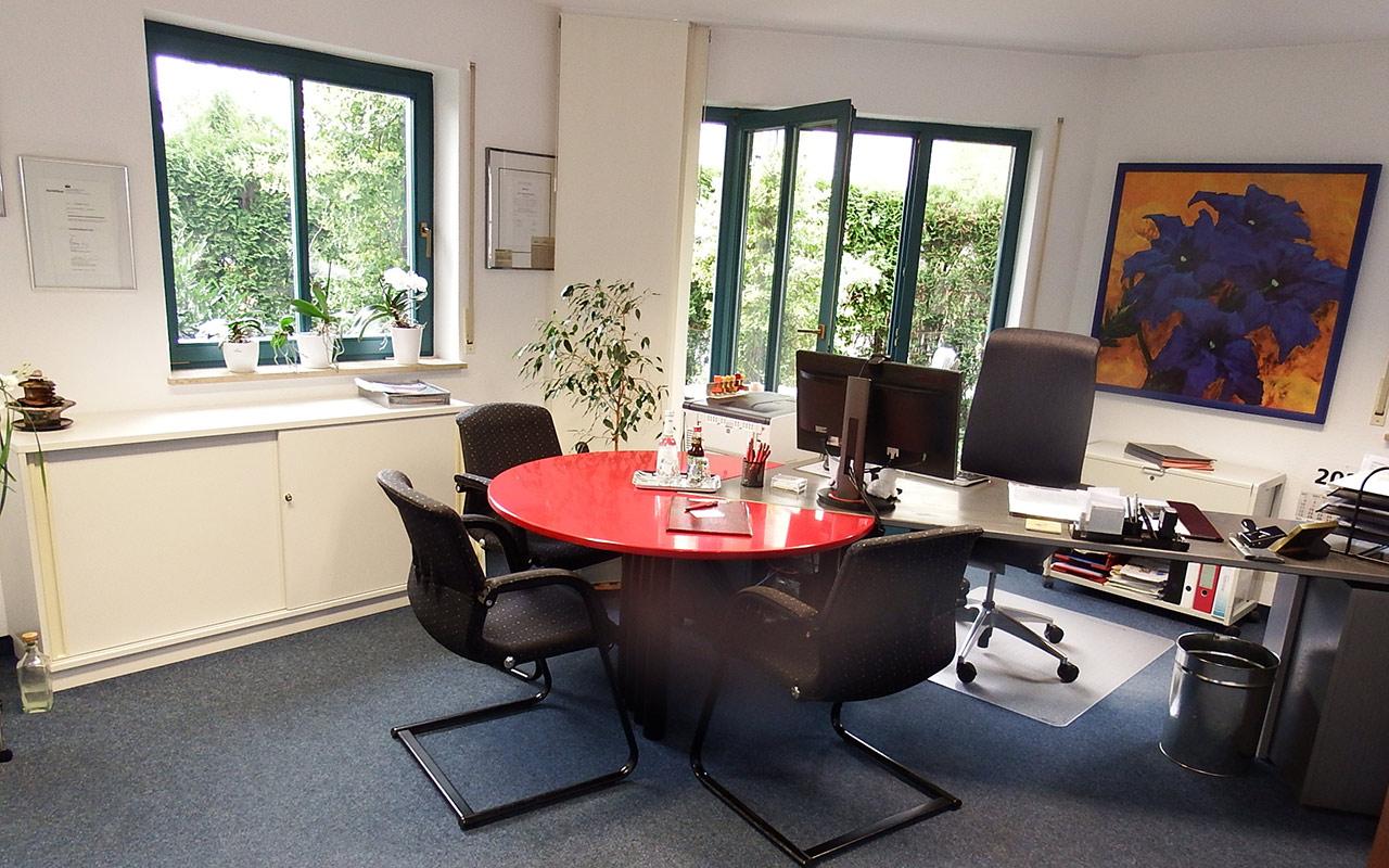 Büro Herr Johannsen