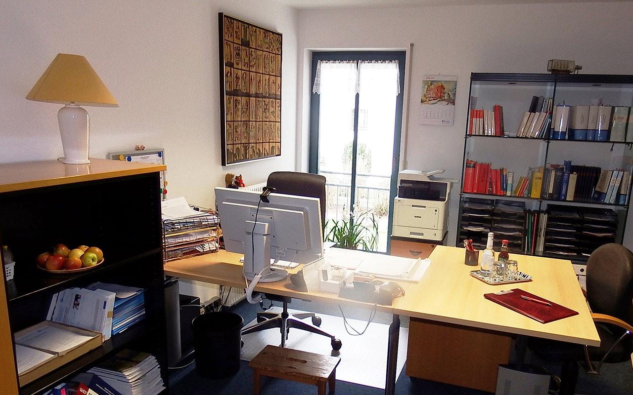 Büro Frau Johannsen